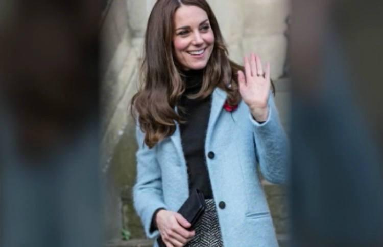 Image of Duchess Kate Middleton.