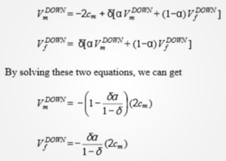 Choi's equation on the toilet seat debate.