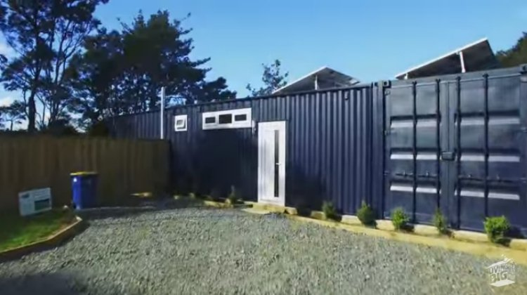 Luxury Shipping Container