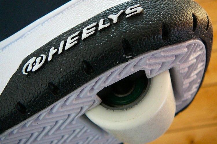 Disney wheel shoes