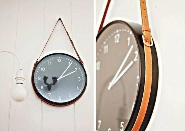 Clock Hang