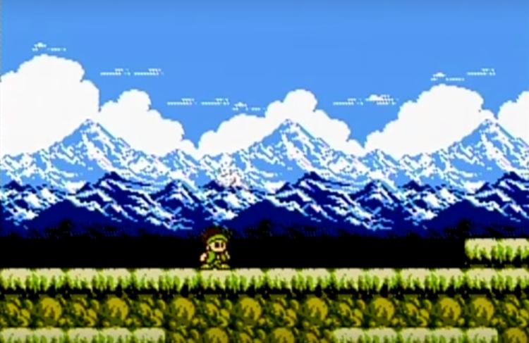 Image of Little Samson game.