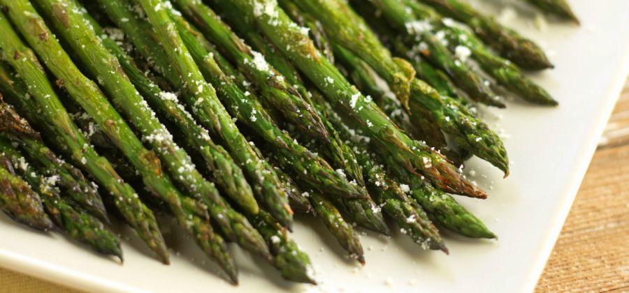Garlic and Parmesan Asparagus