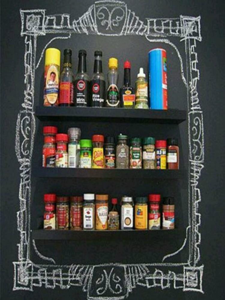 ChalkboardSpiceRack