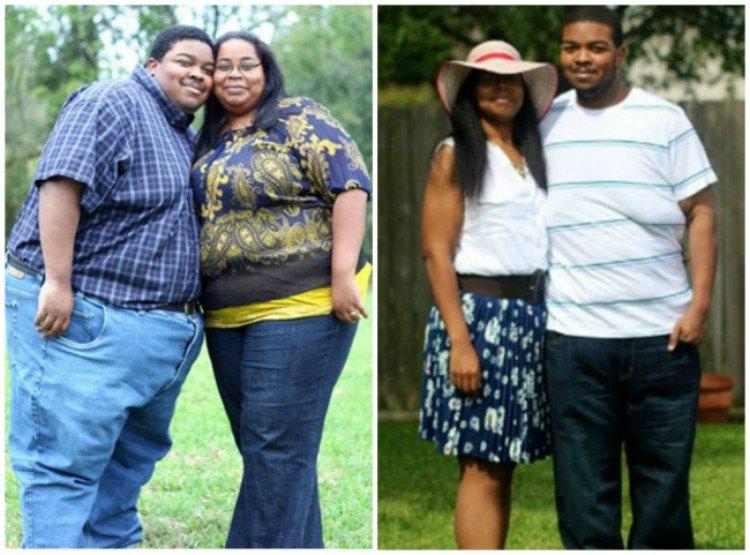 Angela and Husband