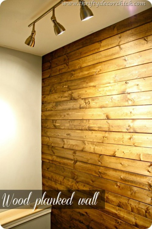Wood Pannel WAll