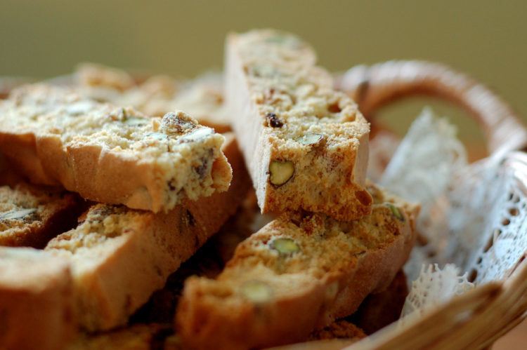 Image of biscotti