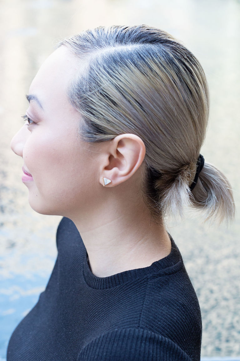 16 Untraditional Ways To Wear Your Hair In A Bun