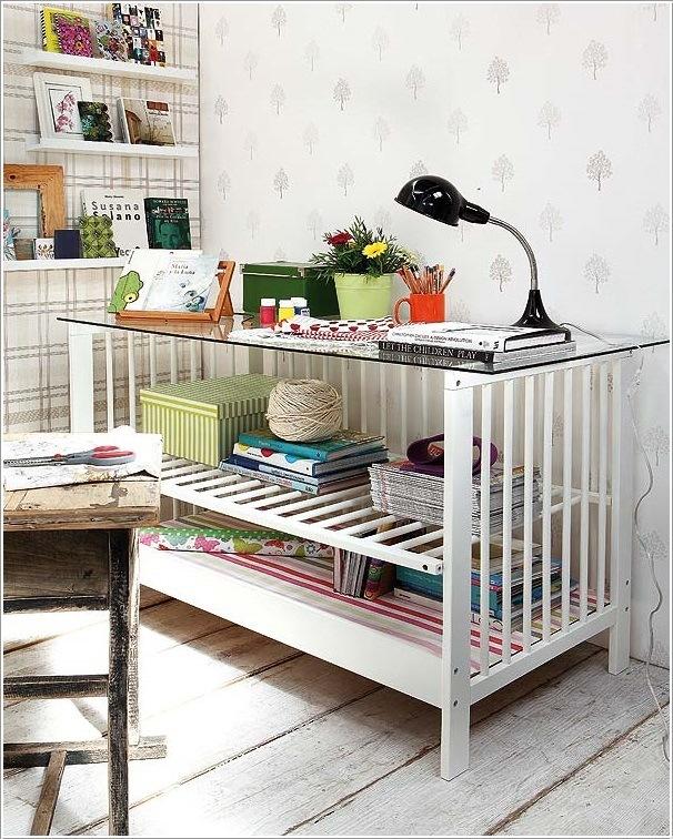 Crib Shelves