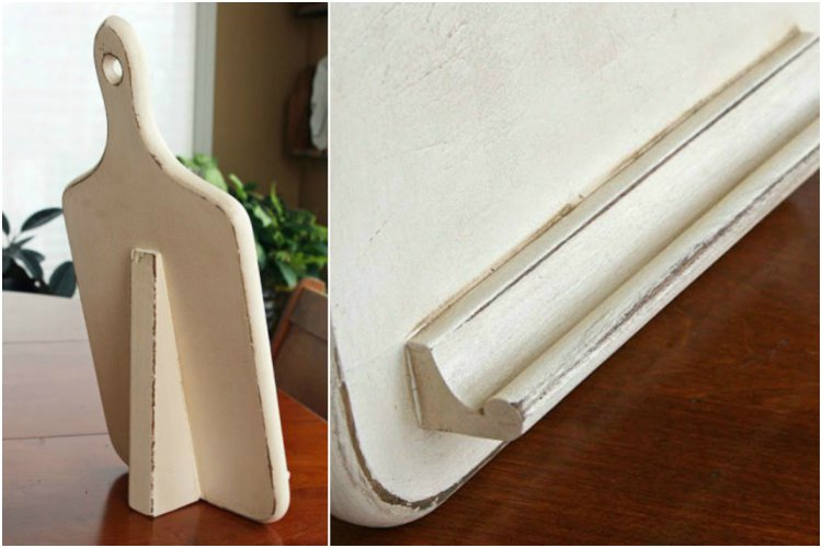 Kitchen Tablet Holder Steps 4 and 5