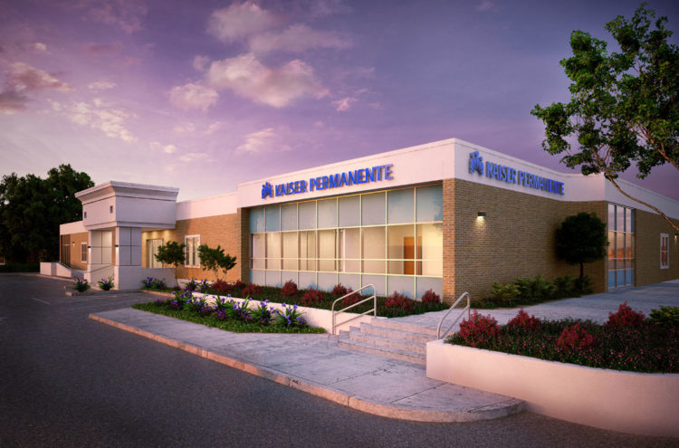 Image of Kaiser Permanente office