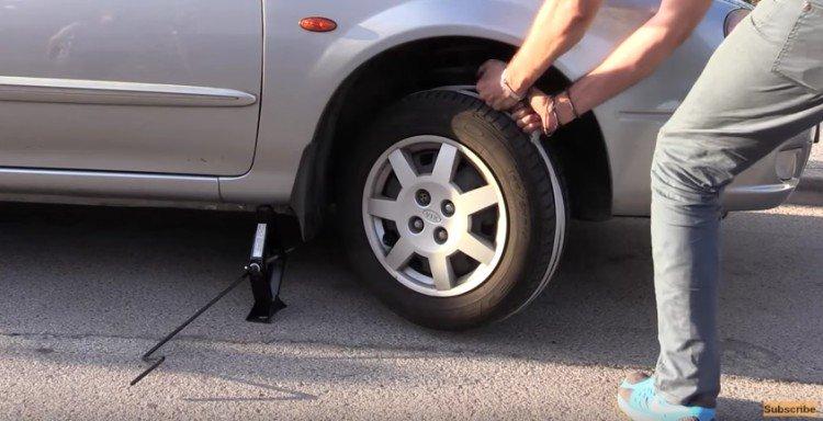 car rope hack