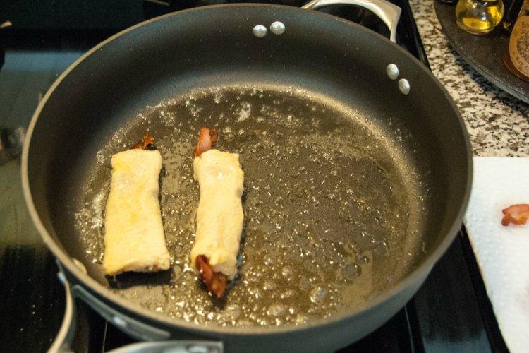 OP LvH Bacon Roll Ups 2 In Pan