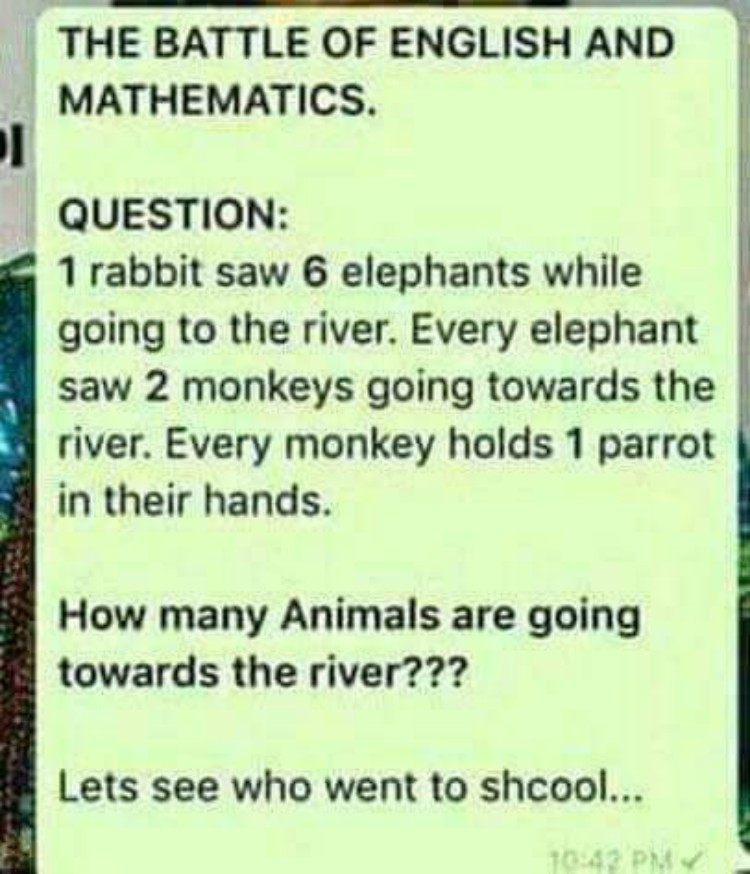 Image of word problem.