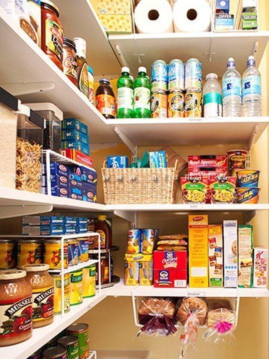 Under Shelf Racks