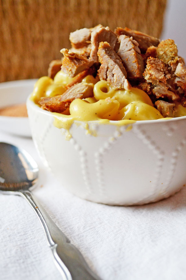 Carnitas Mac and Cheese