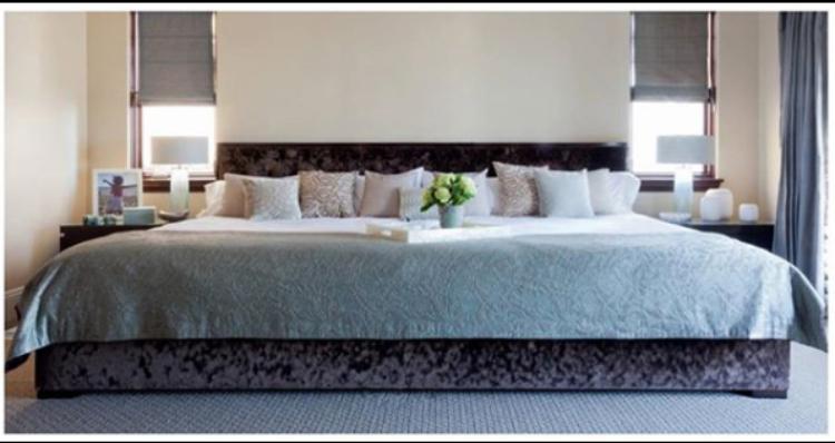 Image of extra large mattress