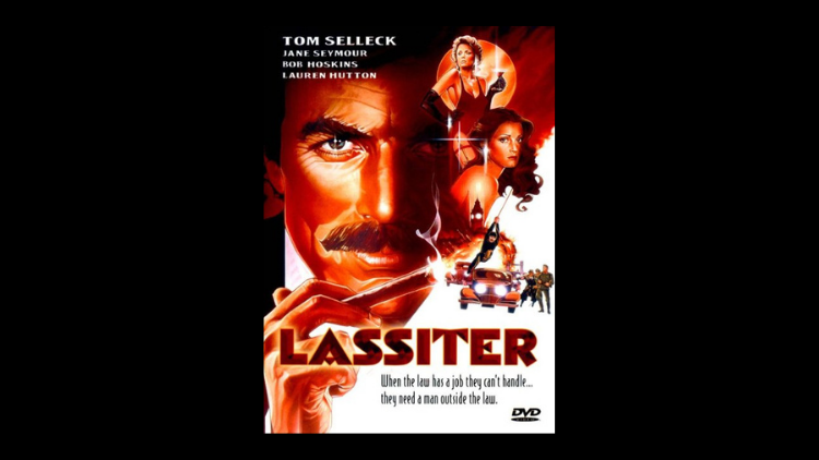Tom Selleck in the movie Lassiter