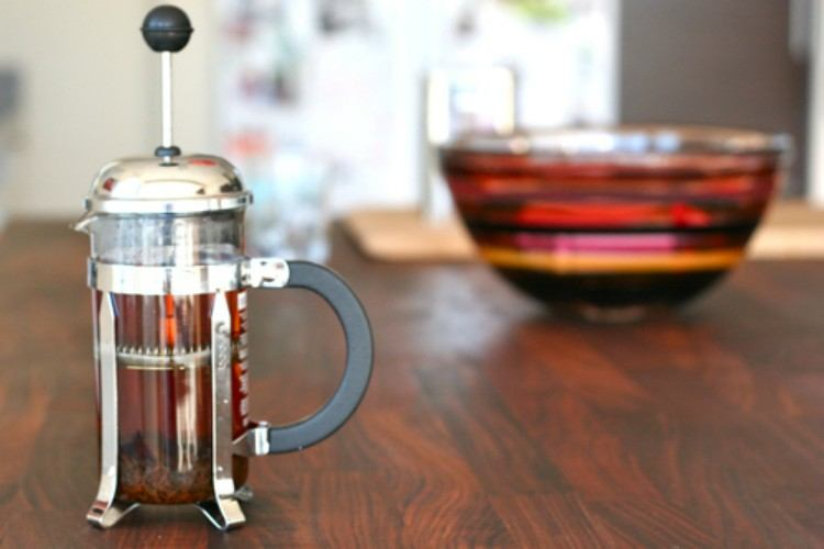 French Press Hack