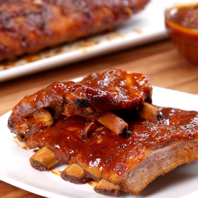 Slow Cooker BBQ Ribs 3