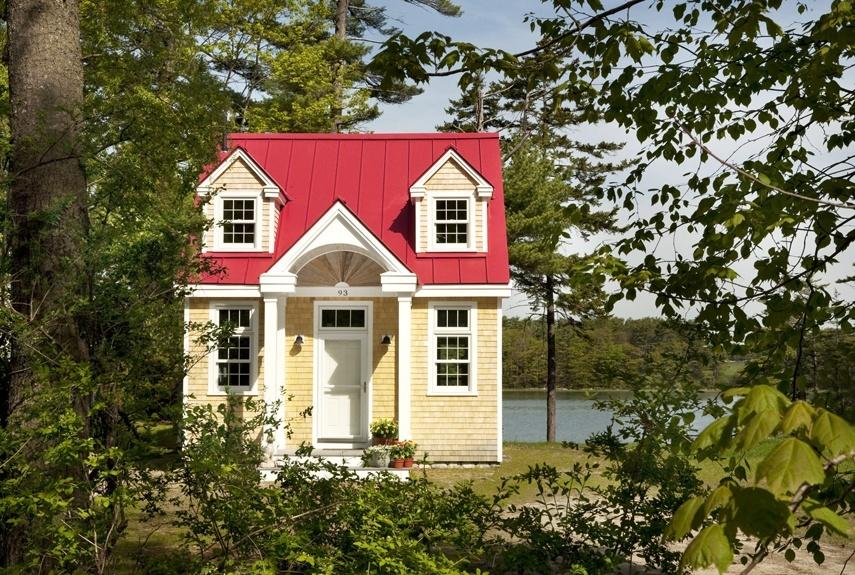 Oceanside Tiny House