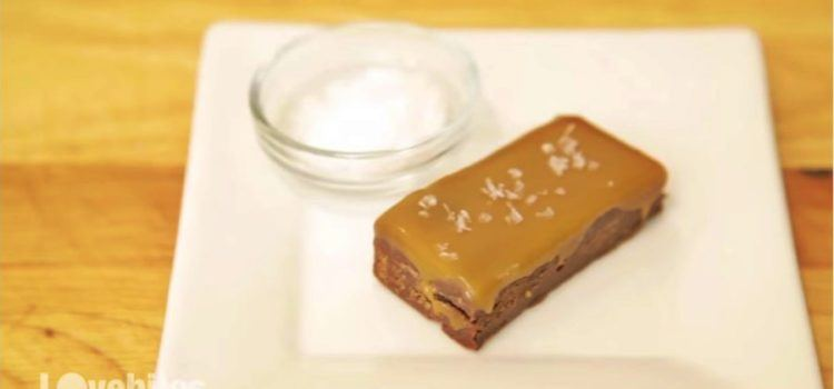 Salted Caramel Fudge Video