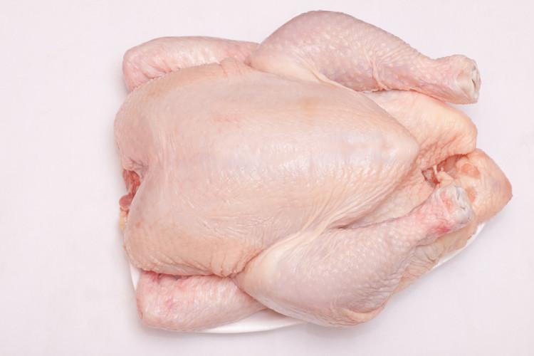 raw chicken whole