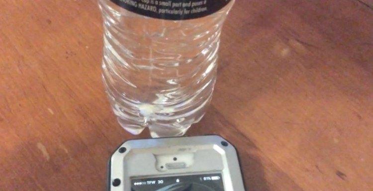 water phone hack