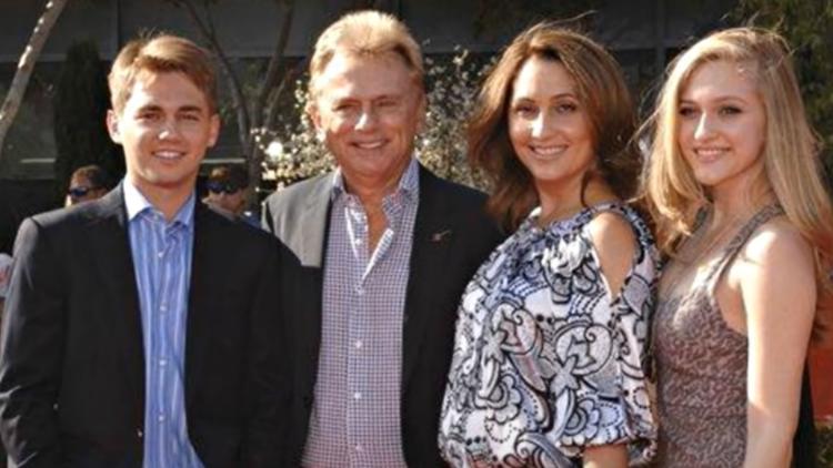 Pat Sajak's son, Pat Sajak, Lesly Brown, Pat Sajak's daughter