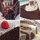 Diet Chocolate Cakes