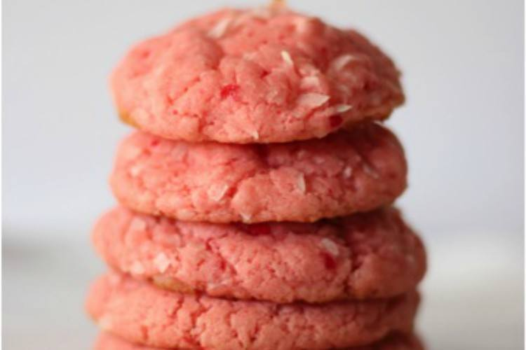 StrawberryCoconutCookieforList