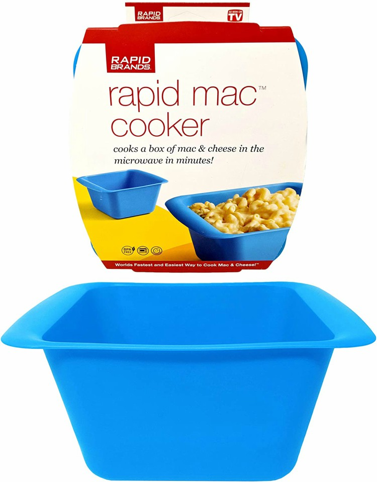 rapid mac and cheese maker