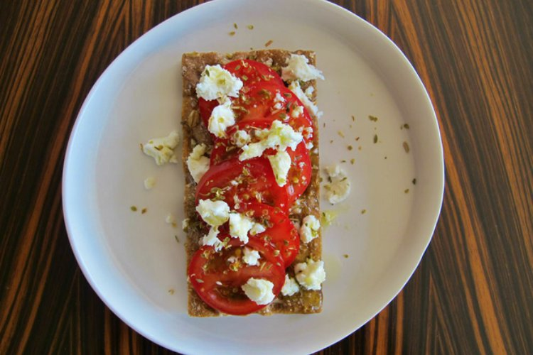 TomatoandFetaFlatbread