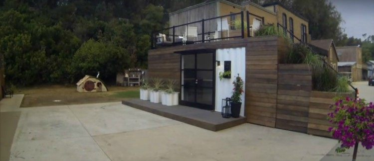 container house 1day