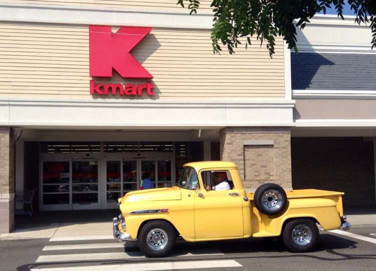 Image of Kmart store front