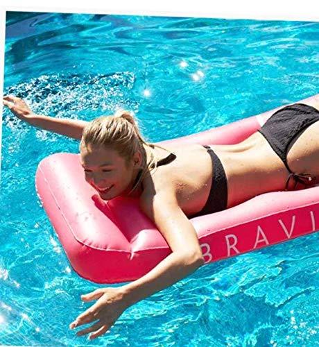 Bravissimo Lilo Pool Float Pink for Women