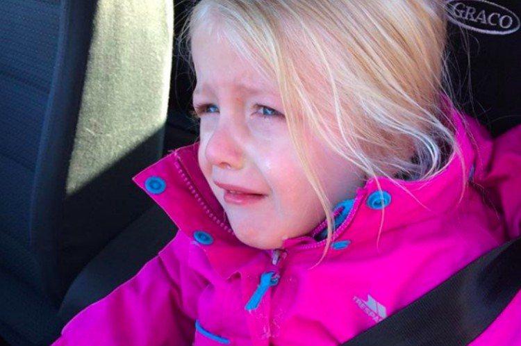 upset kids driver