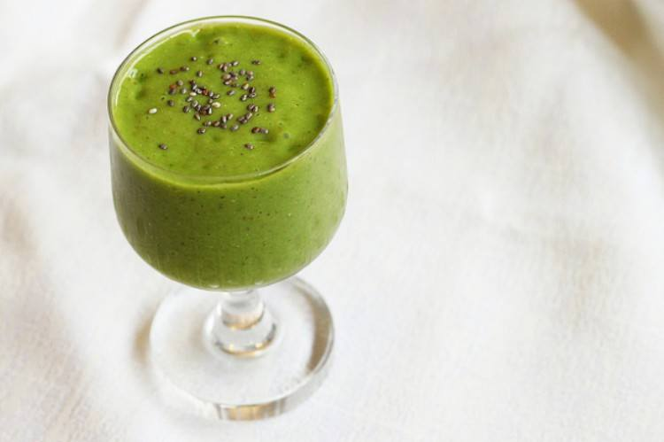 purslane smoothie