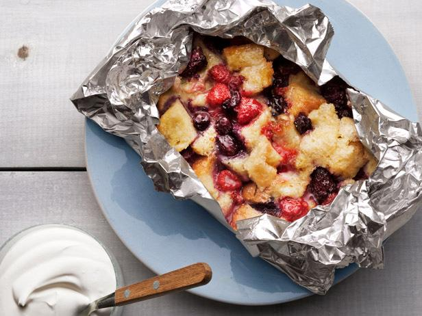 Bread Pudding Packet