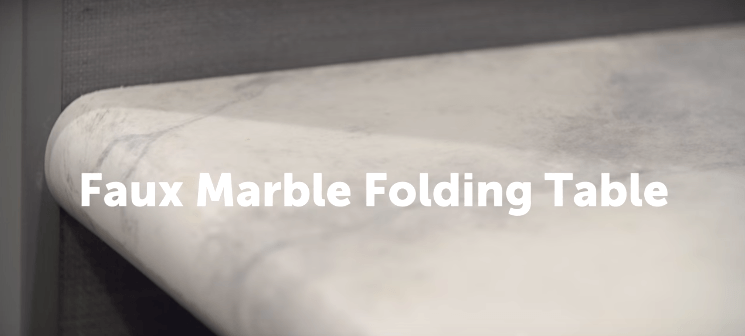 laundry-room-faux-marble-folding-table