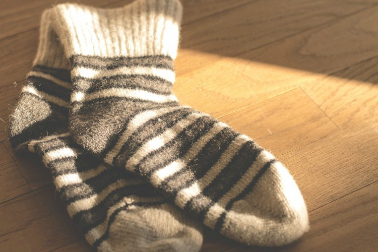Image of socks.