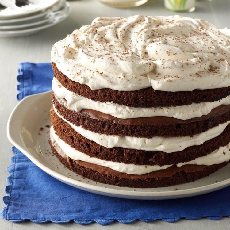 choc bavarian torte