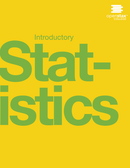 OpenStax Statistics Textbook