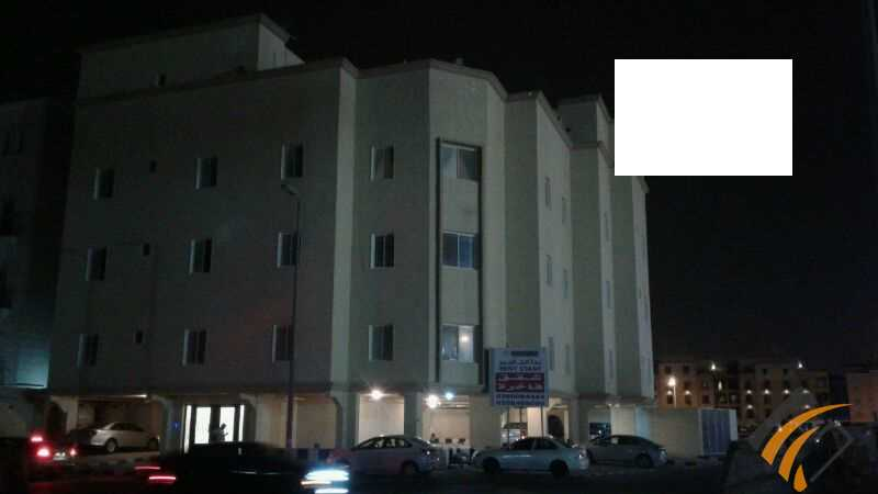 مزاد شقة للايجار في حي هجر في الظهران
