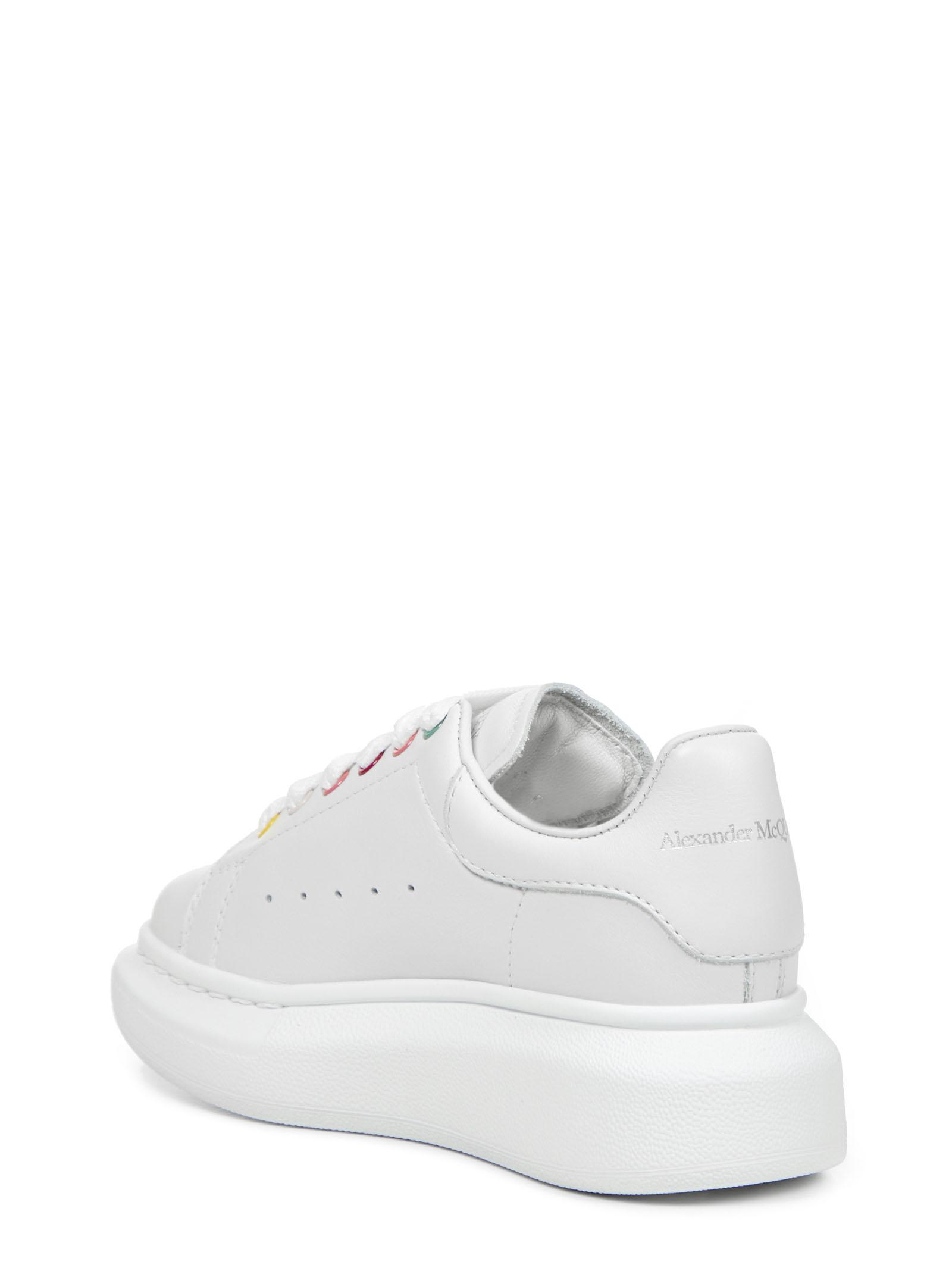 Alexander McQueen Kids Molly Sneakers