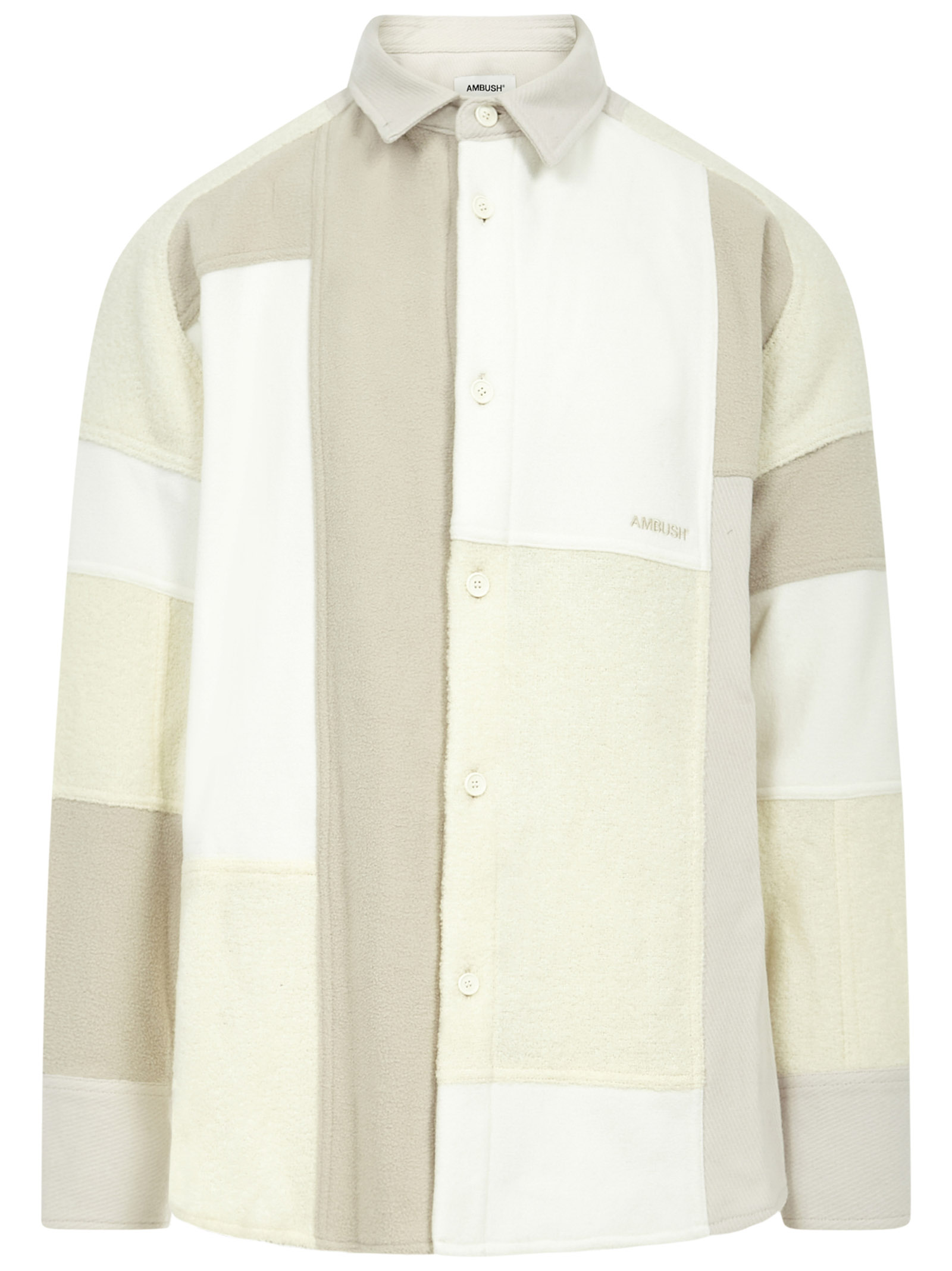 Ambush Patchwork Shirt Ambush | -1043906350 | BMGA007F20FAB0010184