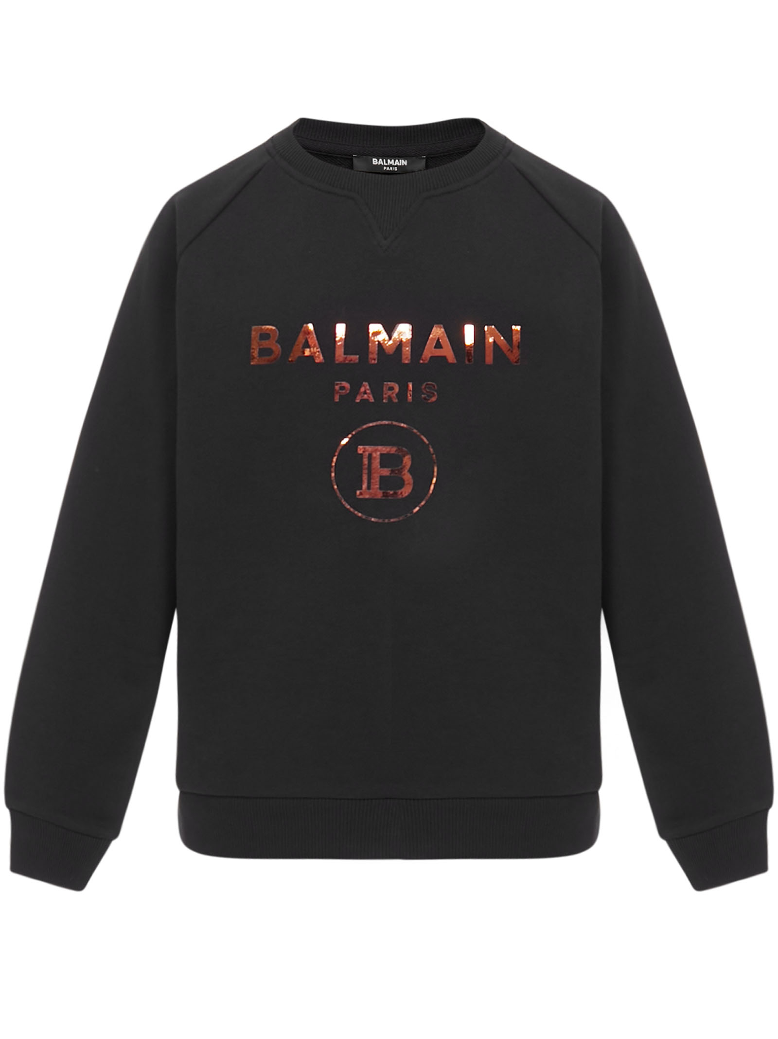 Felpa Balmain Paris Kids Balmain Paris Kids | -108764232 | 6N4530NX280930