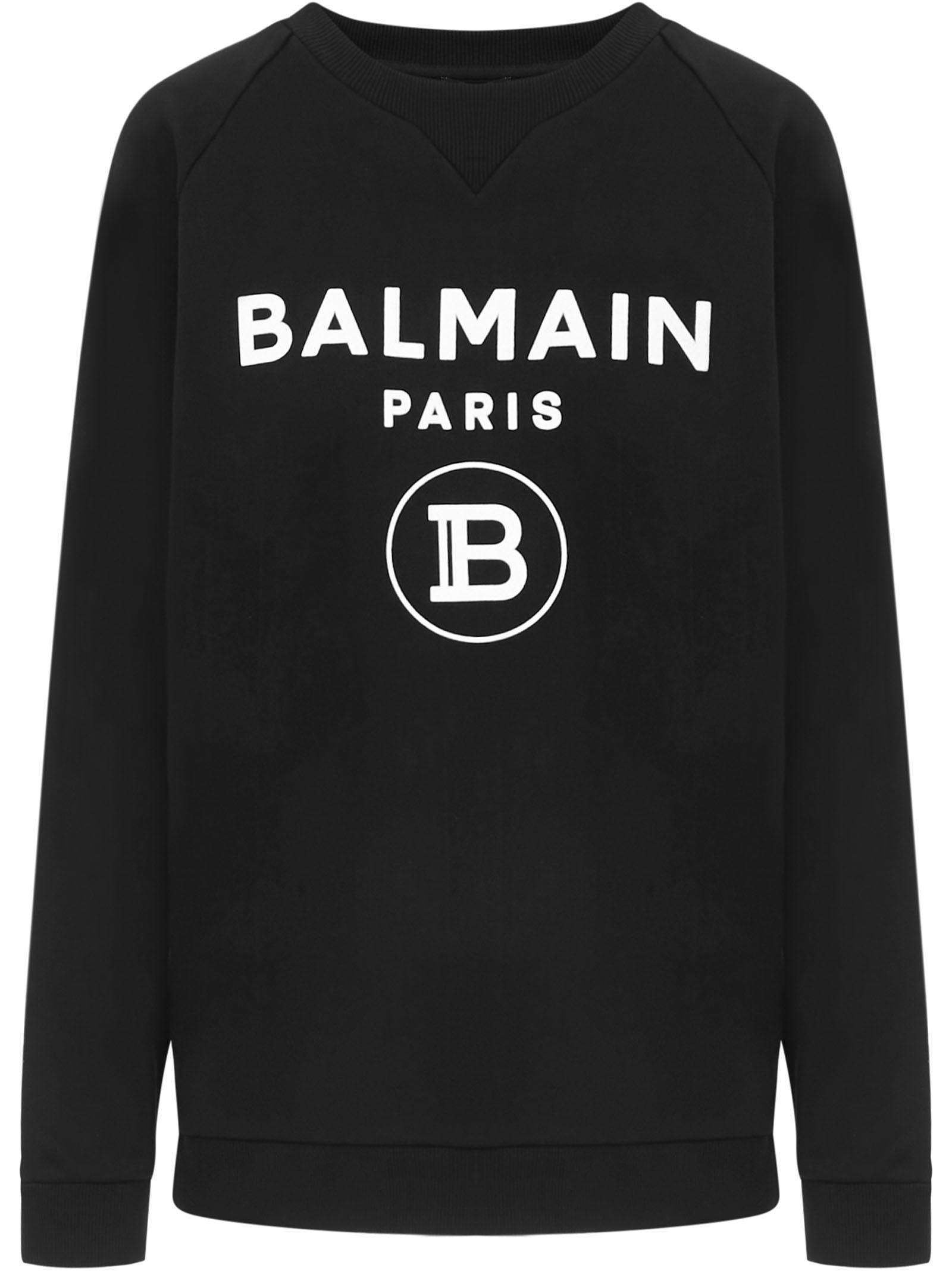 Felpa Balmain Paris Balmain Paris | -108764232 | TF03691I440EAB