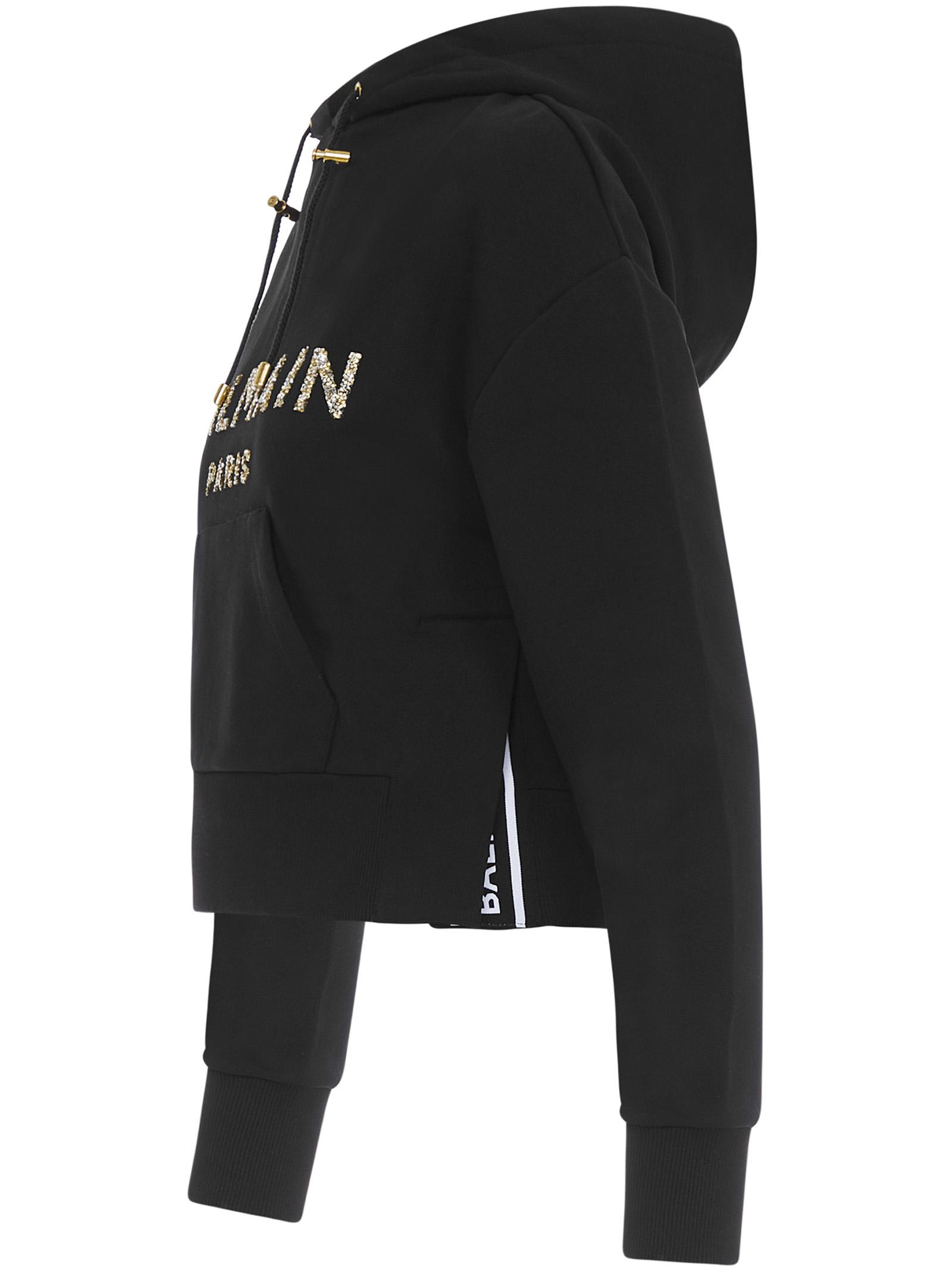Balmain Paris Sweatshirt  Balmain Paris | -108764232 | UF13792I510EAD