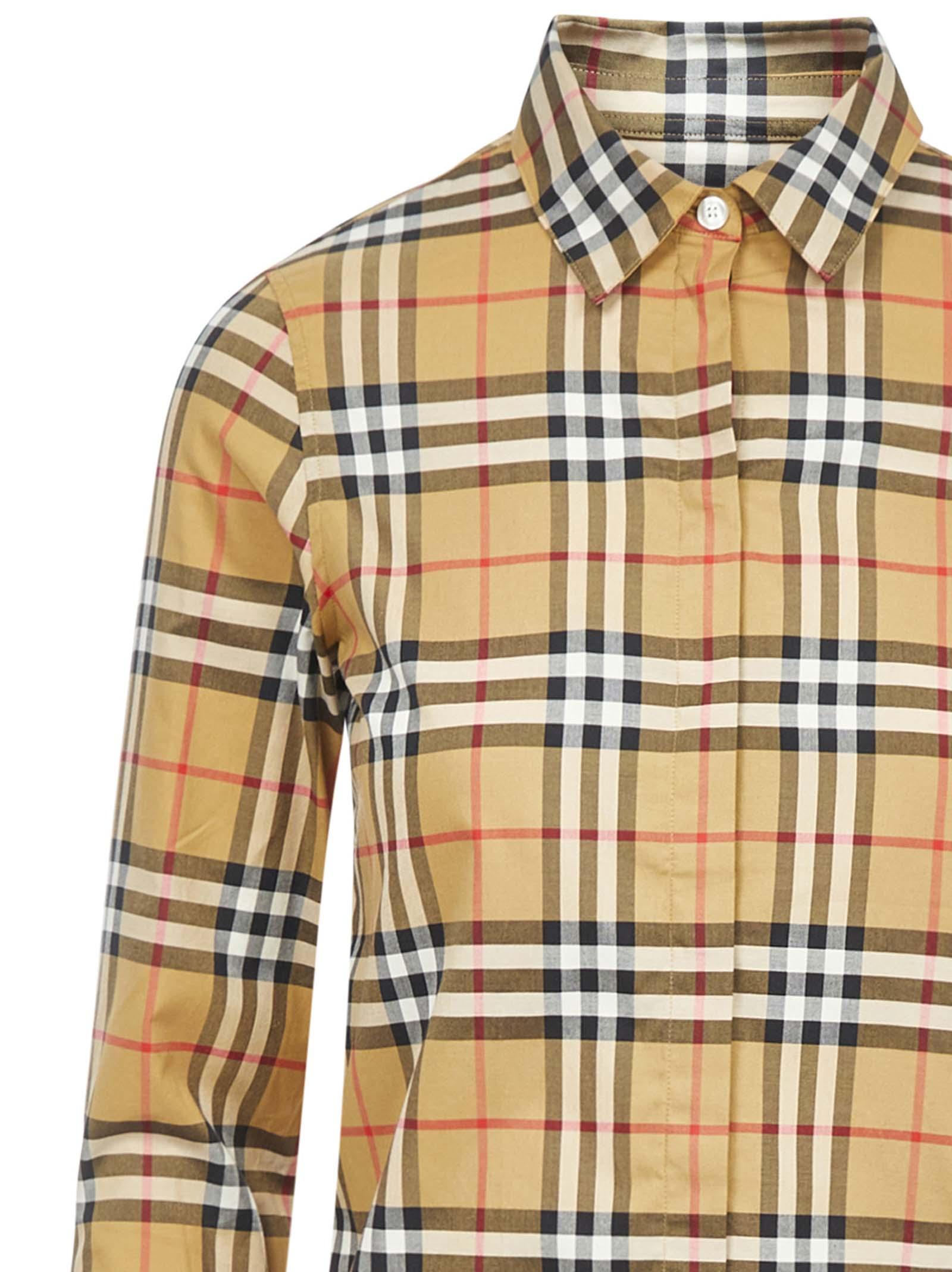 Camicia Burberry Burberry | -1043906350 | 8014010A2219